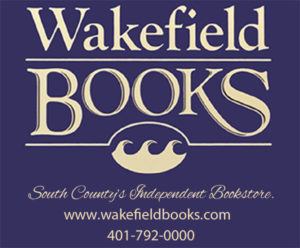 Digital conversion of a Wakefield Books logo.