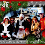 greater mystic chamber of commerce holiday card 2017