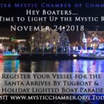 Holiday Lighted Boat Parade 2018