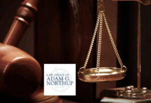 Website for Law Office of Adam G. Northup